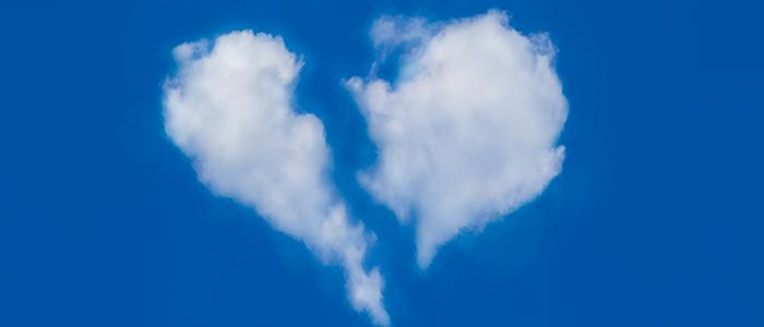 Wolken hart - blog ruud